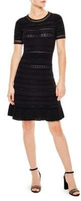 Sandro Kady Knit Dress