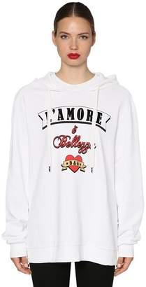 Dolce & Gabbana L'amore È Bellezza Sweatshirt Hoodie