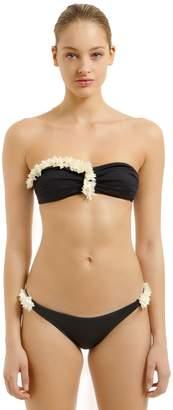 Dasha Lycra Bandeau Bikini