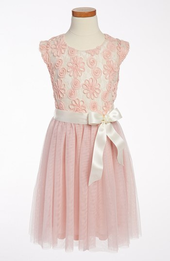 Zunie Tulle Dress (Little Girls & Big Girls)