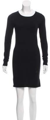 Minnie Rose Knit Mini Dress w/ Tags