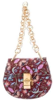 Chloé Bijou Print Drew Bag w/ Tags