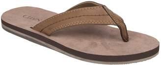 Chaps Men's Thong Sandals
