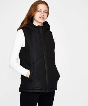 LOFT Huffer Insulated Vest Black