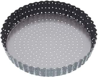 Mastercraft Crusty Bake Flan Baking Pan, Round, 25cm