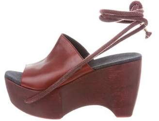 02dbf749f REINHARD PLANK Corda Clog Sandals