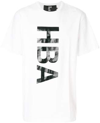 Hood by Air logo print T-shirt