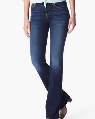 7 For All Mankind b(air) Denim Kimmie Bootcut in Duchess