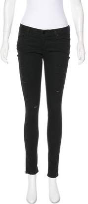 DSTLD Low-Rise Skinny Jeans w/ Tags