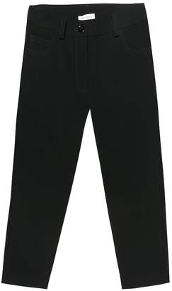 Dolce & Gabbana Crepe pants