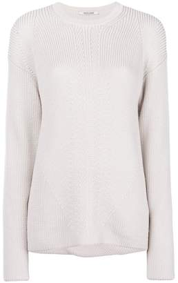 Roberto Cavalli open back sweater