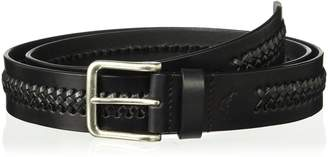Tommy Bahama Men's 100% Leather Belt