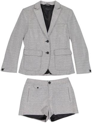 Rag & Bone Grey Cotton Jackets