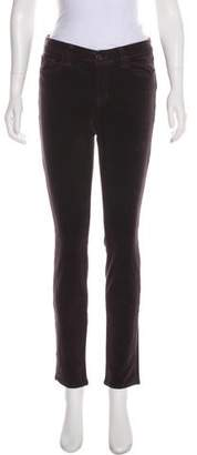 J Brand Skinny Leg Corduroy Pants