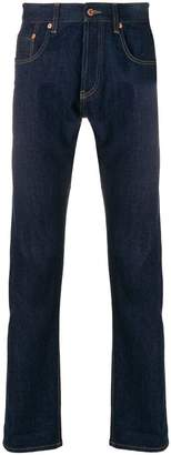 Natural Selection straight-leg jeans