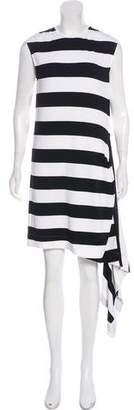 Calvin Klein Asymmetrical Sleeveless Dress w/ Tags