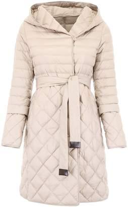 Max Mara Tref Long Puffer Jacket