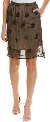 Gold Hawk Audrey Skirt