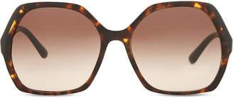 Emporio Armani Ar8099 hexagon-frame sunglasses