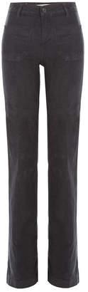 Vanessa Bruno Wide Leg Corduroy Pants