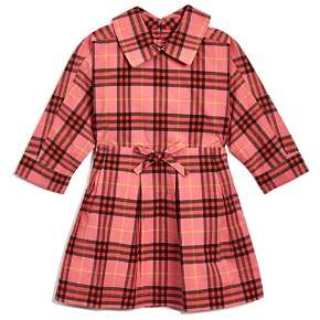 Burberry Girls' Mini Crissida Check Dress - Baby