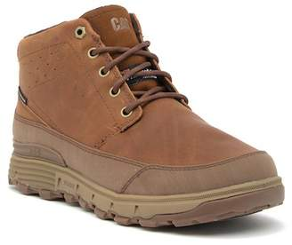 CAT Footwear Drover Ice + Waterproof TX Leather Chukka Boot