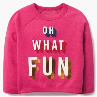 Gymboree Oh What Fun Sweatshirt