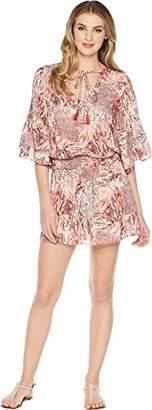 Maaji Coral Treasures Short Dress, L