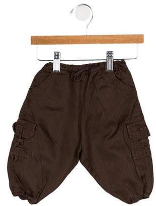 Marie Chantal Girls' Woven Cargo Pants