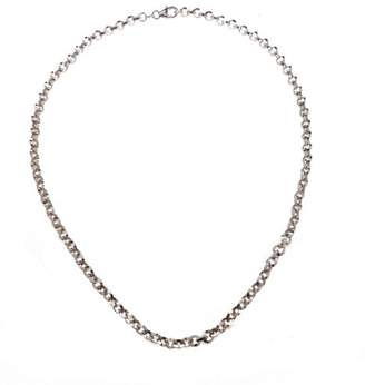 Camilla And Marc Orphelia Jewelry Unisex Necklace without Pendant 925 Sterling Silver 45 CM ZK - 2554