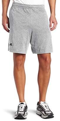 Russell Athletic Men's Cotton Performance Baseline Short