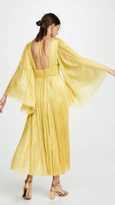 Maria Lucia Hohan Zakiya Midi Dress