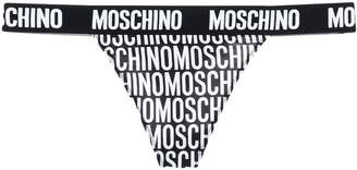 Moschino G-strings