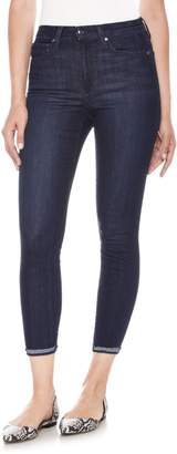 Joe's Jeans Charlie High Waist Crop Skinny Jeans