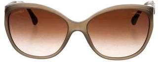Chanel Bijou Cat-Eye Sunglasses