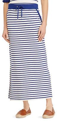 Lauren Ralph Lauren Machiko Striped Maxi Skirt