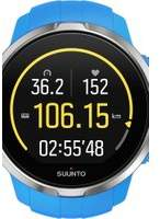 Unisex Spartan Sport Bluetooth Blue Alarm Chronograph Watch SS022653000