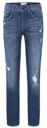 DL1961 Brady Distressed Slim Fit Jeans