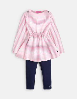 Joules Clothing Younger iona Jersey Dress Set