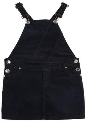 Little Marc Jacobs Corduroy Overall Dress