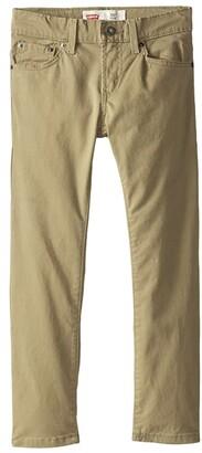 Levi's Kids 511tm Sueded Pants (Big Kids)