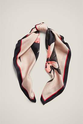 Witchery Silk Bloom Scarf