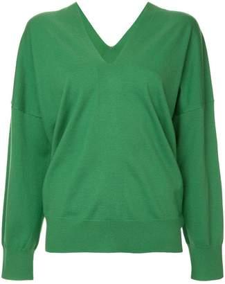H Beauty&Youth V-neck sweater