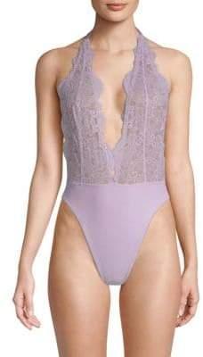 Les Coquines Marilelle Lace Bodysuit