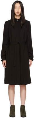 A.P.C. Black Astor Dress