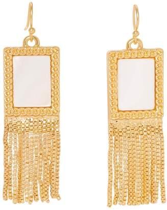 Vince Camuto Tassel Fringe Earrings