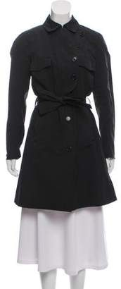 Prada Sport Knee-Length Trench Coat