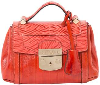 Trussardi Pre-owned - Leather mini bag SVaOm0