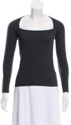 Ralph Lauren Knit Cashmere Top