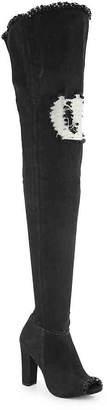 Bamboo Limelight 60S Over The Knee Boot - Women's
